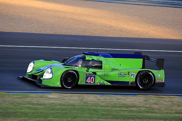 Krohn Racing powers to the finish at 2016 Le Mans 24 Hours