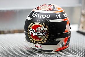 Казино и ретро: какие шлемы гонщики привезли в Монако