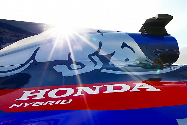 Formula 1 Breaking news Red Bull decides on Honda F1 engine switch