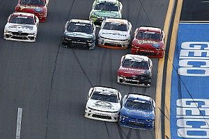 Меньше тысячной секунды: самые плотные финиши NASCAR в 2018 году