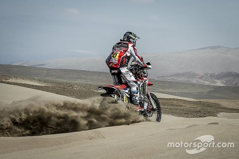 """Honda : """"15 ou 20 motards peuvent encore gagner"""""""