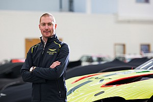 WEC Actualités Martin complète le line-up d'Aston Martin pour 2018-19