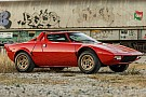 Automotive Low-mileage Lancia Stratos looking for a new home