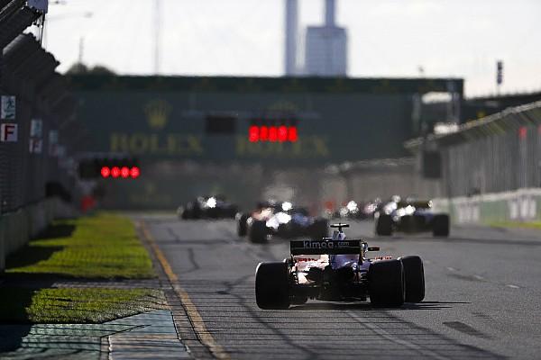 Formel 1 Ergebnisse Formel 1 Melbourne 2018: Die Startaufstellung in Bildern