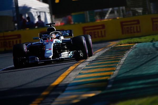 F1 速報ニュース ハミルトン、圧巻のポールポジション。トロロッソ・ホンダはQ1で脱落