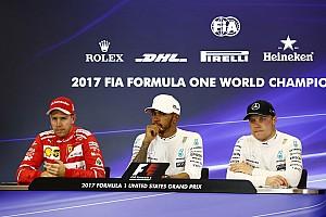 Гран Прі США: цитати гонщиків топ-10 кваліфікації