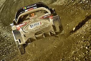WRC 速報ニュース トヨタ新人のラッピ「来季はミスを少なくすることに集中する」