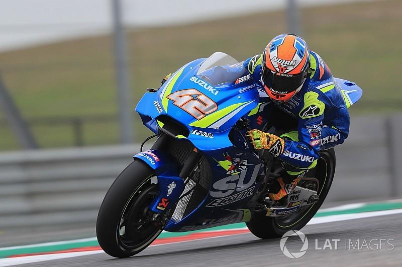 Legenda MotoGP terkesan dengan Alex Rins