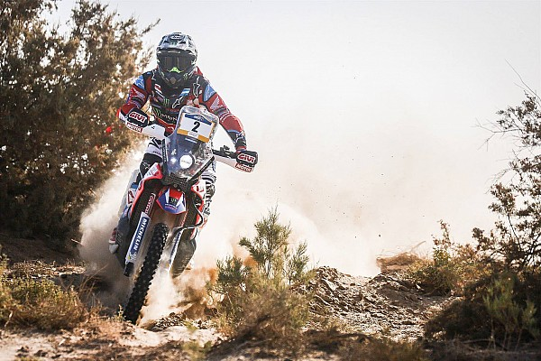 Cross-Country Rally Stage report Merzouga Rally: Benavides wins stage two, Barreda leads