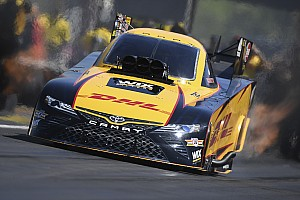 Todd captures Funny Car title, takes Pomona win