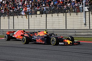 Formula 1 Breaking news Verstappen admits he wanted China win