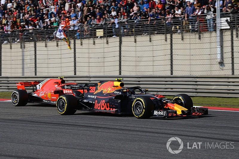 Verstappen: Çin'de kazanmayı çok istedim