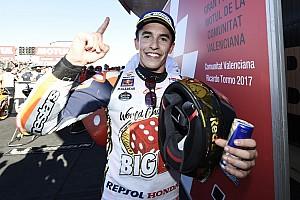 MotoGP Intervista Marquez ride:
