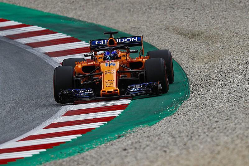 Alonso, Avusturya GP'si için yeni bir turboya geçti