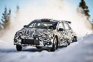 WRC Новость После тестов с Volkswagen Сольберг решил вернуться в WRC