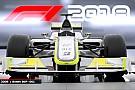 eSports Populaire Brawn GP-wagen te besturen in F1 2018