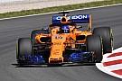 Alonso: Güncellemeler McLaren'ı bir adım ileri taşıdı