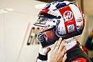"""Grosjean ouve """"cala a boca"""" no rádio durante GP dos EUA"""