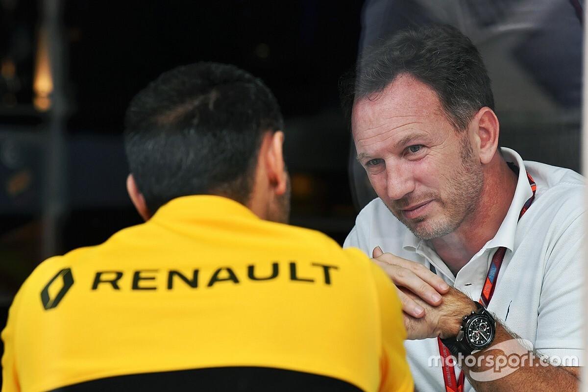 Red Bull, Renault'nun son tarihine uymayı düşünmüyor