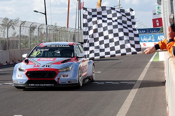 WTCR Tarquini suma su segunda victoria en el WTCR de Marruecos