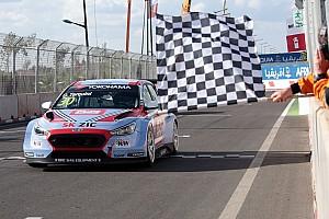 WTCR Crónica de Clasificación Tarquini obtiene la pole en Marrakech