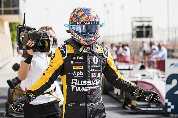 "FIA F2 Markelov feared being ""thrashed"" by F2 2018 rookies"