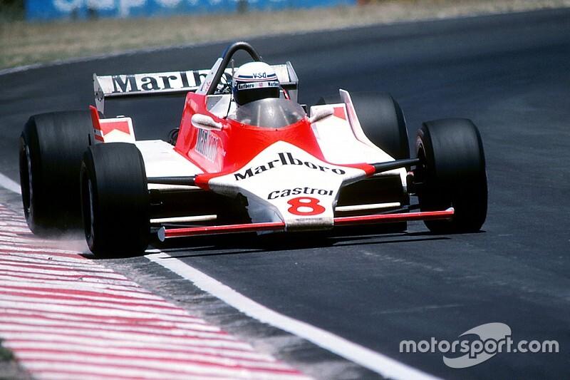 Ma 39 éve debütált Alain Prost a Forma-1-ben