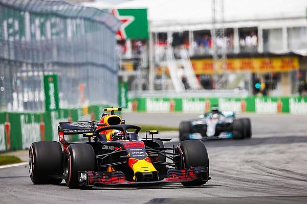 Formula 1 Verstappen silenced