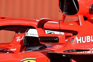Fórmula 1 Noticias  La FIA emite aclaraciones sobre los espejos montados en halo