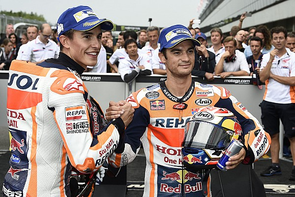 MotoGP Pedrosa con podio agridulce