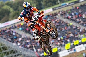 MXGP Verslag vrije training Motocross of Nations: Nederland traint sterk maar loot matig