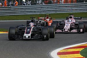 Fórmula 1 Noticias Grosjean, sorprendido por la recuperación de Haas en Spa