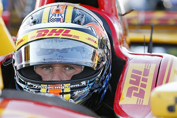 Hunter-Reay correrá en Petit Le Mans