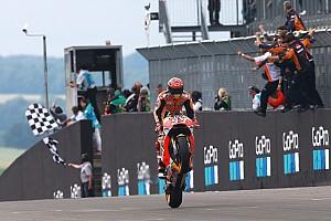 MotoGP Топ список Перемога Маркеса, тріумф Фольгера та боротьба на Заксенринзі