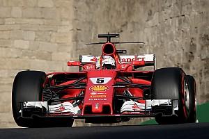 Análisis técnico: las piezas de Ferrari que han desaparecido desde Bakú