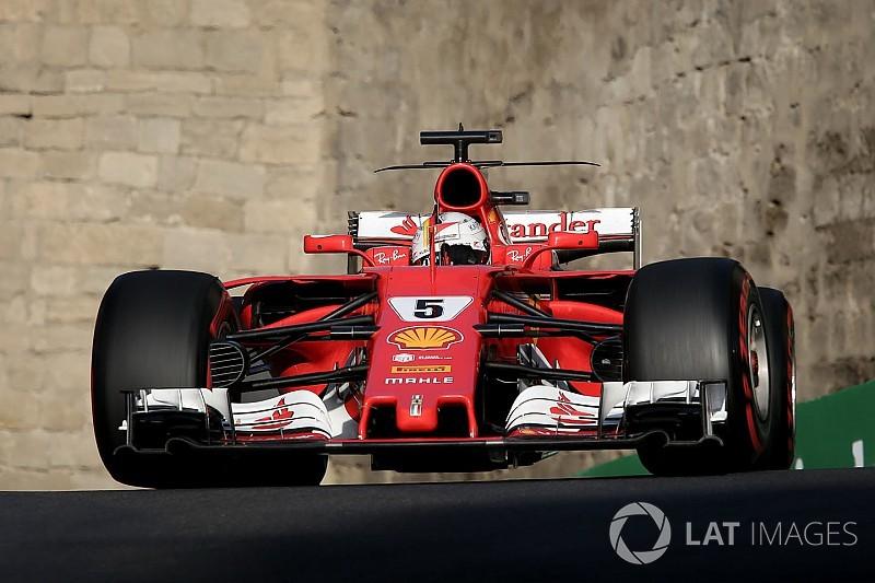 Análisis técnico: las partes que Ferrari eliminó tras Bakú