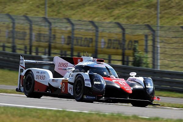Toyota зберігає шанси на титул у WEC, незважаючи на поразку у Нюрбургинзі