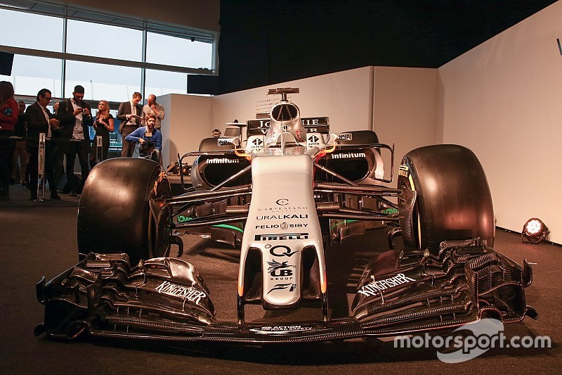 Teknik analiz: Force India VJM10
