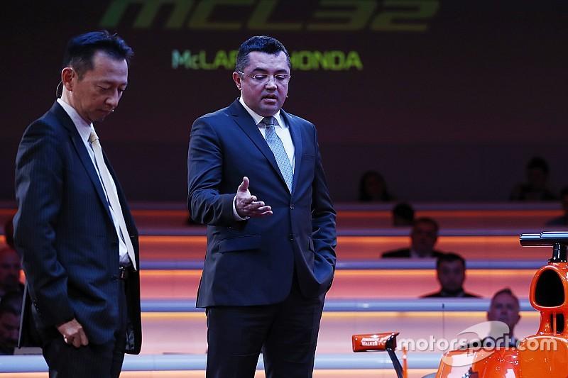 McLaren отменила пресс-конференцию Булье и Хасегавы
