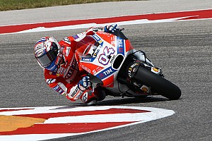 MotoGP Breaking news Dovizioso: Ducati needs to think of long-term answers