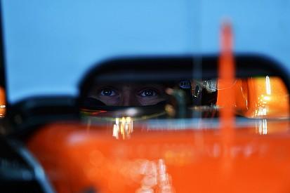 Formula 1 Vandoorne: