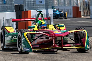 Формула E Отчет о квалификации Ди Грасси завоевал поул первой гонки Формулы Е в Канаде