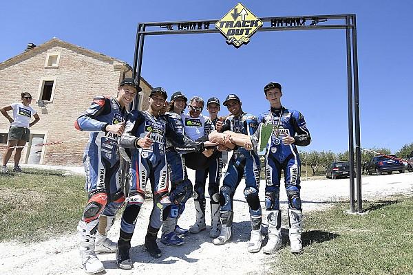MotoGP Actualités Fin du 4e VR46 Master Camp ; un Français parmi les participants