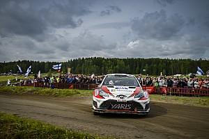 WRC Nieuws Latvala: Lappi nog niet klaar voor de titelstrijd in 2018