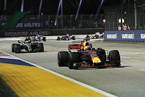 فورمولا 1 أخبار عاجلة ريد بُل توقعت انسحاب ريكاردو من سباق سنغافورة