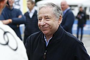 FIA başkanlığında Todt'a rakip çıkmadı