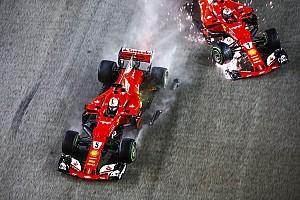 Villeneuve : Vettel ne pouvait pas prendre un tel risque