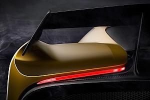 Automotive BRÉKING A Pininfarinával és a HWA-val közösen alkot sportkocsit Fittipaldi