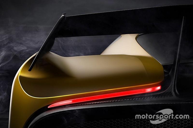 Fittipaldi crea un coche deportivo junto a Pininfarina y HWA