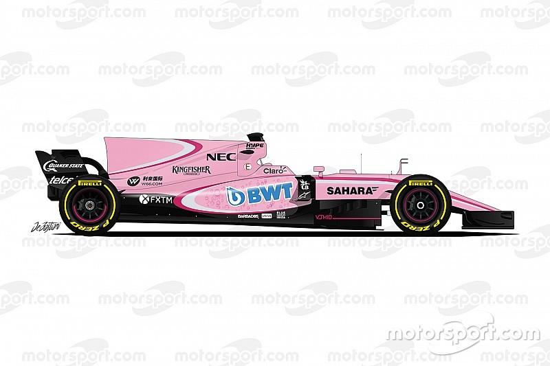 Прев'ю сезону Ф1 2017: регрес для Force India